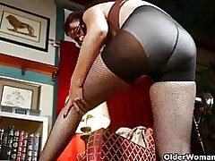 sexiga nylonstrumpor gratis porr video