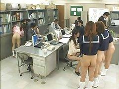 Japanska skolutbildning.