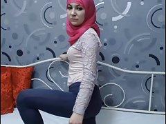 Muslimsk flicka mashallah! hijab 2013