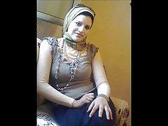 Turkisk-arabisk-asiatiska hijapp mix foto 18