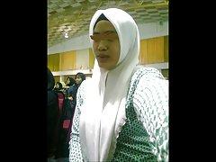 Turkisk-arabisk-asiatiska hijapp mix foto 19