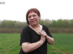 Gamla Slynig farmor