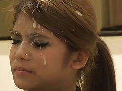 Farangdingdong - sinne svart ansiktsbehandling