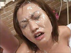 Japanska bukkake kul