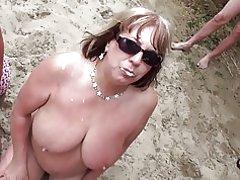Stranden bukakke