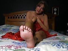 Jerk för de mogna fötterna