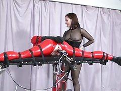 BDSM sex machine.