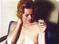 Komma till mig långsamt - vintage mogen blond musikvideo