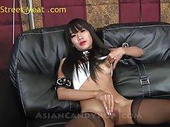 Thailändsk flicka jane