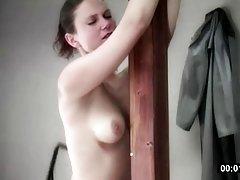 Pamela - sexig topless piska